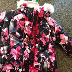 Winter jacket zero xposure